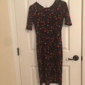 Brand new, never worn Christmas dress